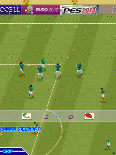 Real Football 2013 Multiplayer 128x160