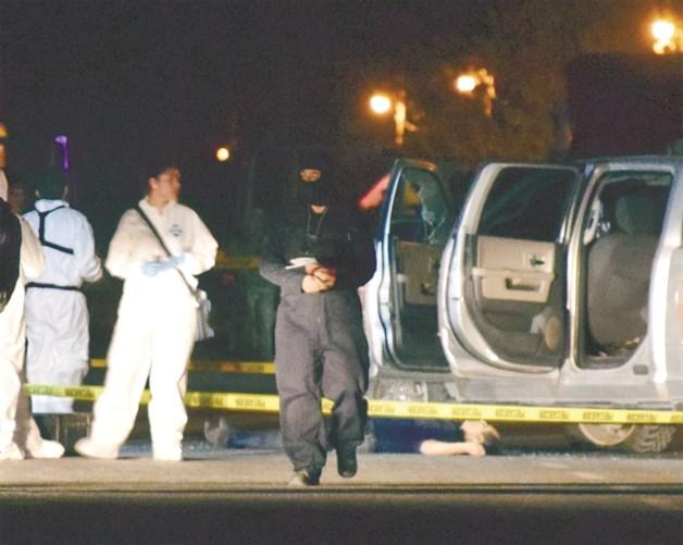 Malandros custodiaban Pipa y se arma la BALACERA contra Militares en Reynosa
