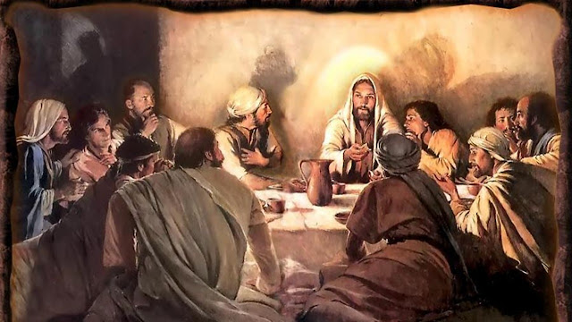 JESUS+E+APOSTOLOS - A Morte e Ressurreição de Cristo