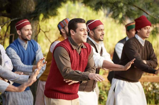 Tubelight song Naach Meri Jaan: A Brotherhood Song