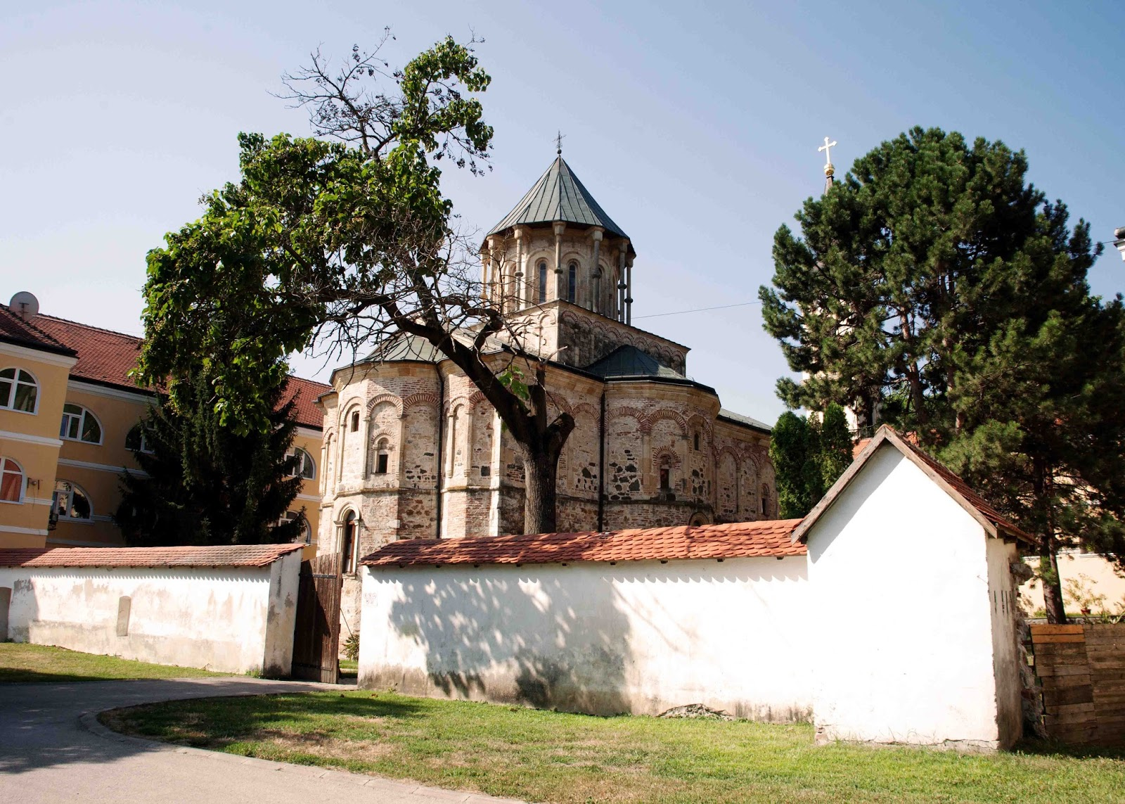 Монастырь Ново Хопово