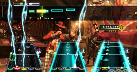 Guitar Hero PS2Emulator Pc