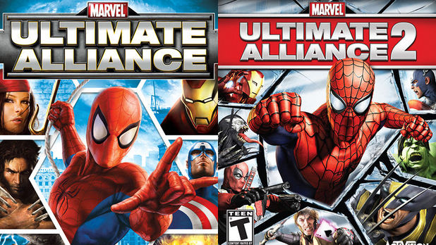 Baixar Marvel: Ultimate Alliance 1 e 2 (PC) 2016 + Crack