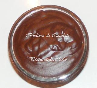 Budinca de ciocolata preparatedevis.ro retete culinare,