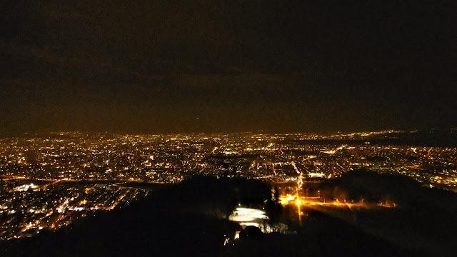 北海道 札幌 もいわ山 三大夜景
