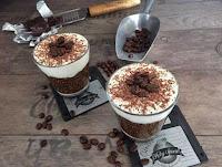 Πουτίγκα καφέ με σπόρους Chia - by https://syntages-faghtwn.blogspot.gr