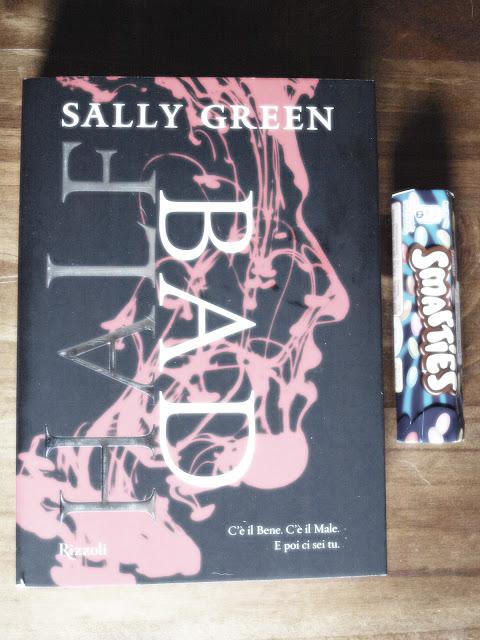 Half Bad Sally Green