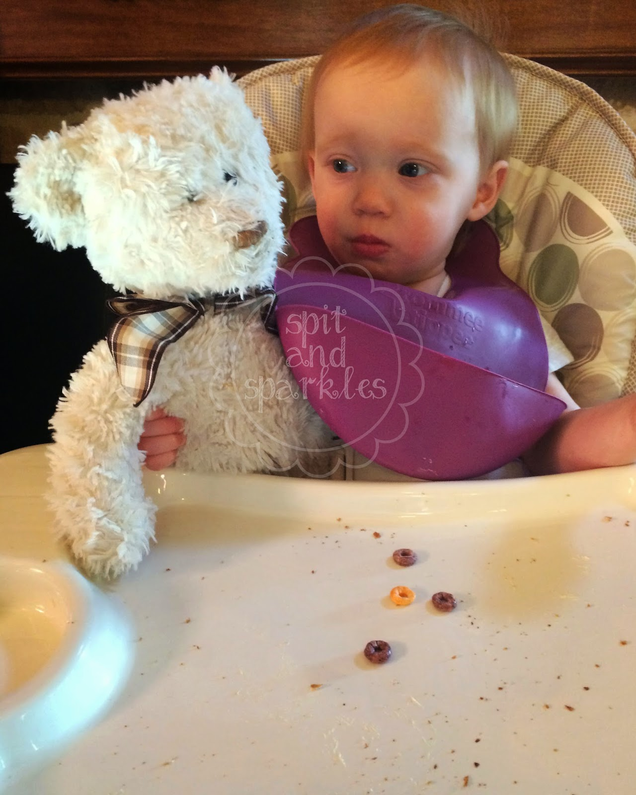 "Forming an attachment to a lovey is common in ""toddlerdom."" A story of a girl and her bear by Spit and Sparkles. #lovey #friends"