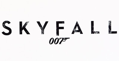 James Bond Skyfall movie