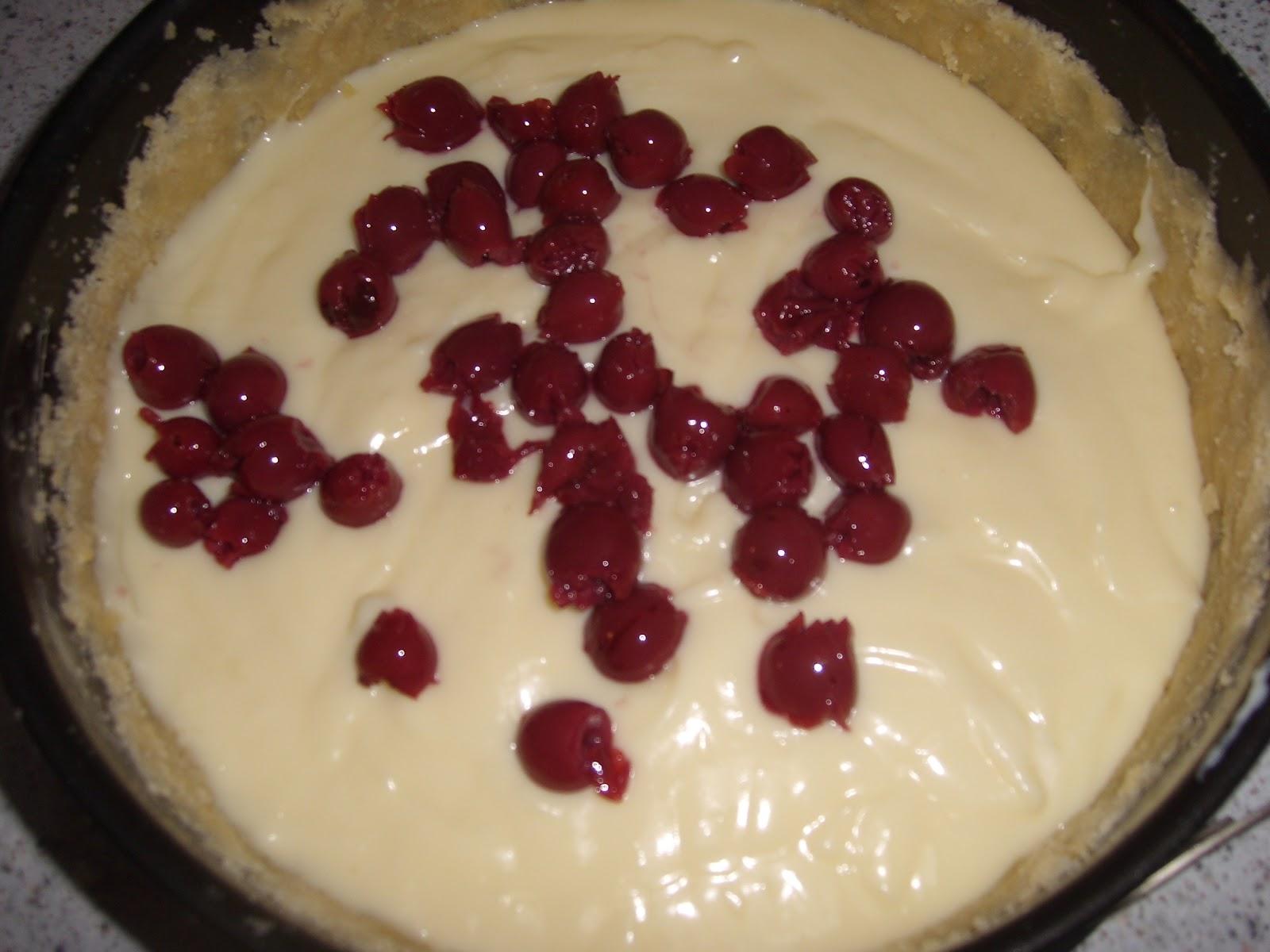 Creme Kuchen Creme Fraiche Fullung Fur Kuchen Appetitlich Foto Blog