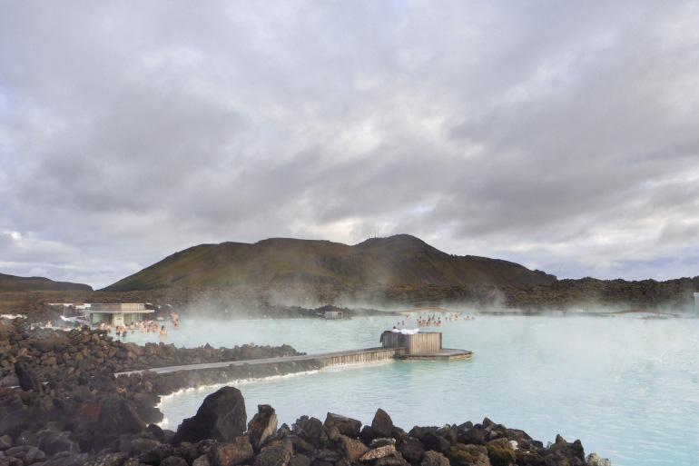 Spa Blue Lagoon en Islande - détente dans ses eaux bleues turquoises