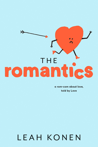 The Romantics book cover