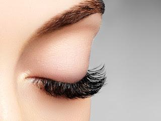 Model bulu mata palsu Helaian Tebal dan Natural cewek