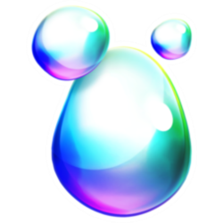 Soap Bubble Dragon (Egg)