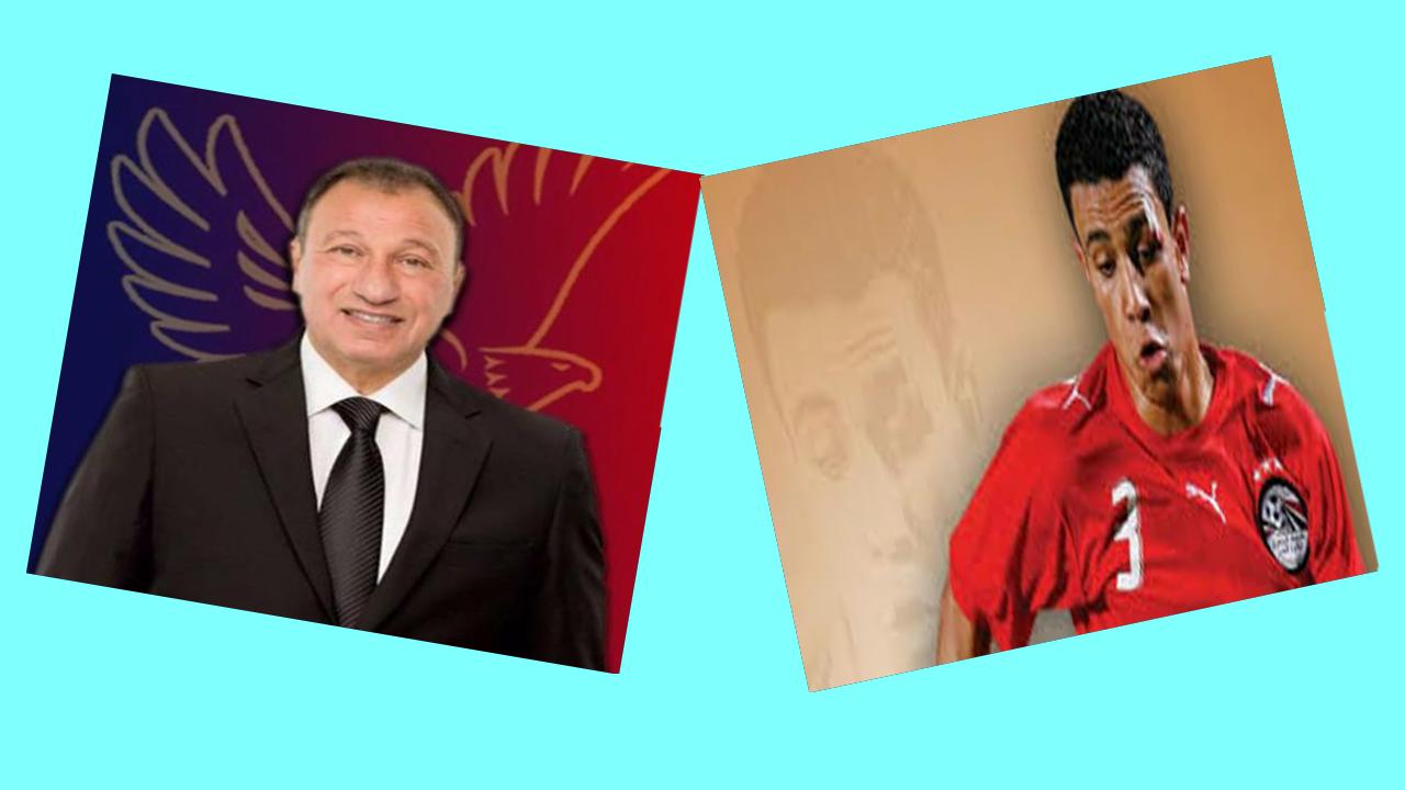 محمود الخطيب يغرد عن ذكرى اللاعب محمد عبد الوهاب