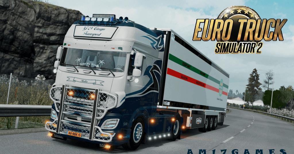 european truck simulator free download full version