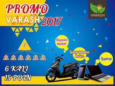 Promo Reseller Varash Periode 2017
