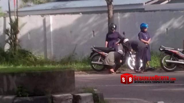 Baru Saja Diunggah, Foto Ini Langsung Menjadi Viral Di MEDSOS, Gibran Jokowi pun Ikut Meretweet