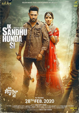 Ik Sandhu Hunda Si 2020 Full Punjabi Movie Download HDRip 720p