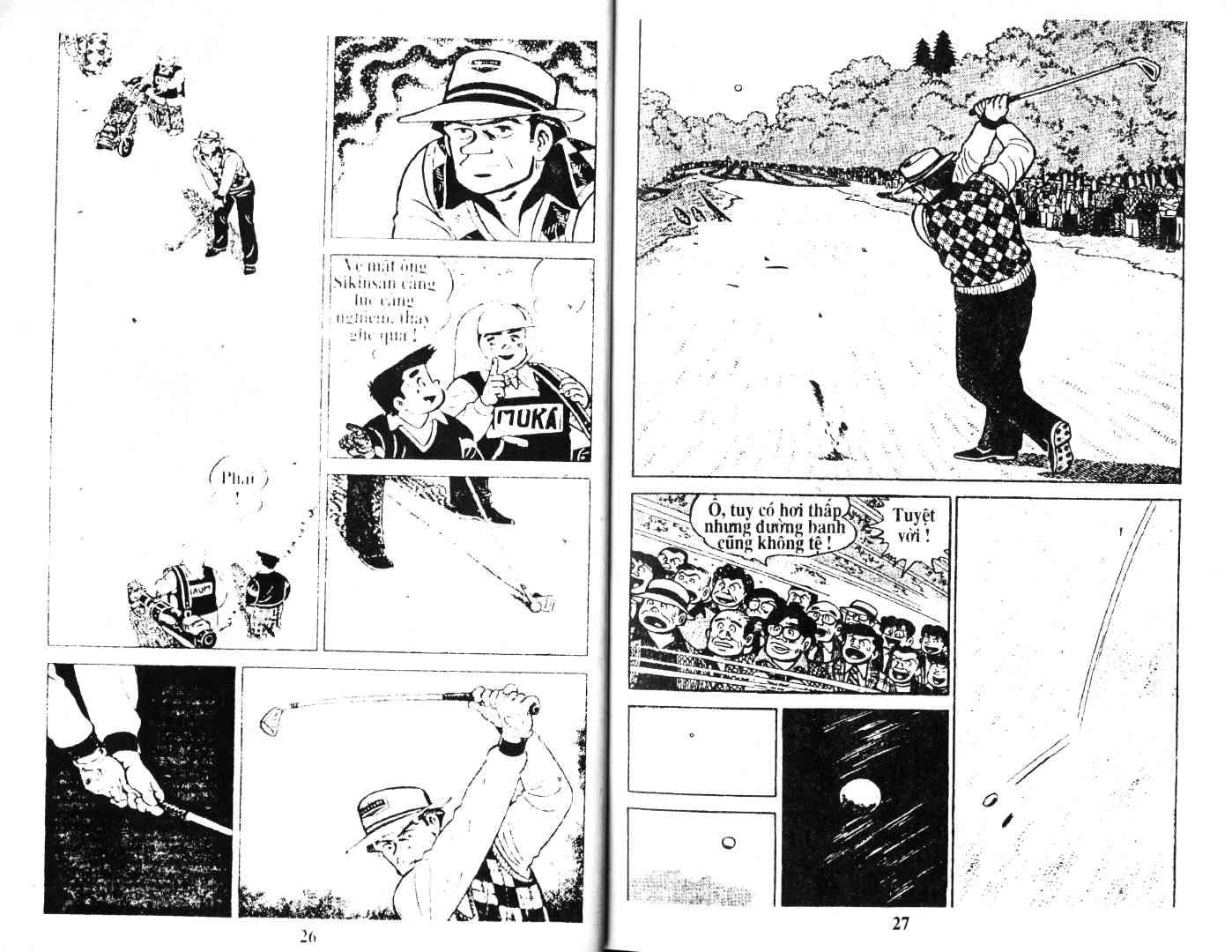 Ashita Tenki ni Naare chapter 40 trang 11