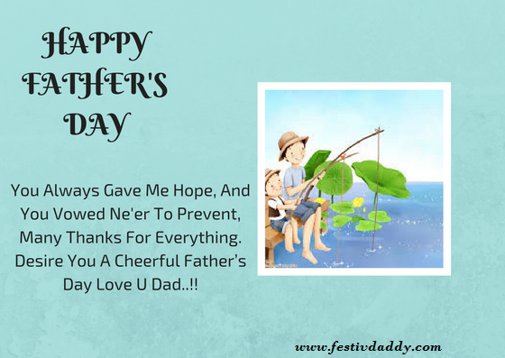 Top 10 best fathers day inspirational quotes messages status images top best happy fathers day wishes quotes messages m4hsunfo