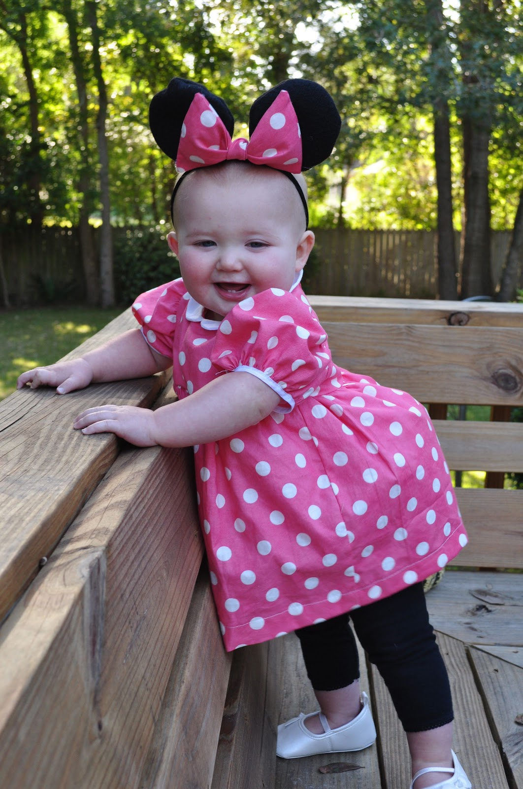 Monday October 29 2012  sc 1 st  We Are Sew Happy! & We Are Sew Happy!: Childrenu0027s Corner Louise pattern to make a Minnie ...