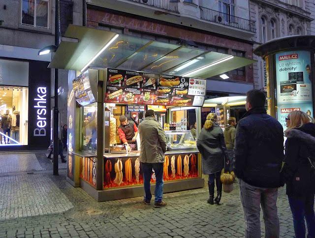 Prague Food Truck