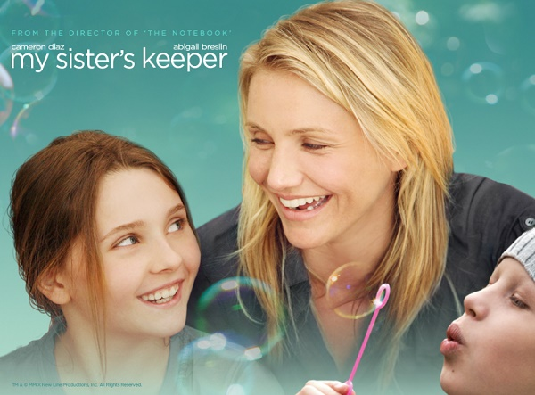 film romantis my sister keeper