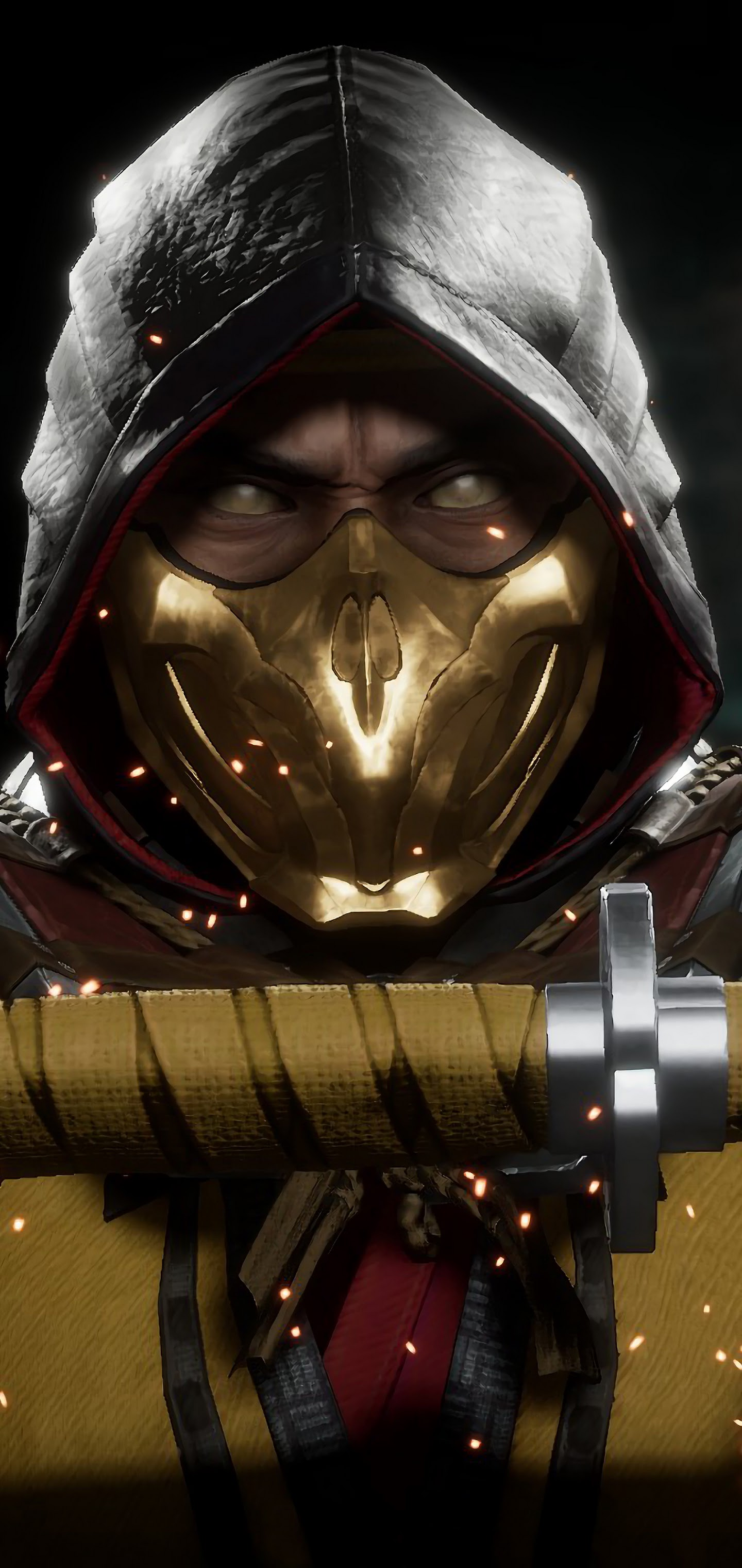 Scorpion Mortal Kombat 11 4k Wallpaper 177