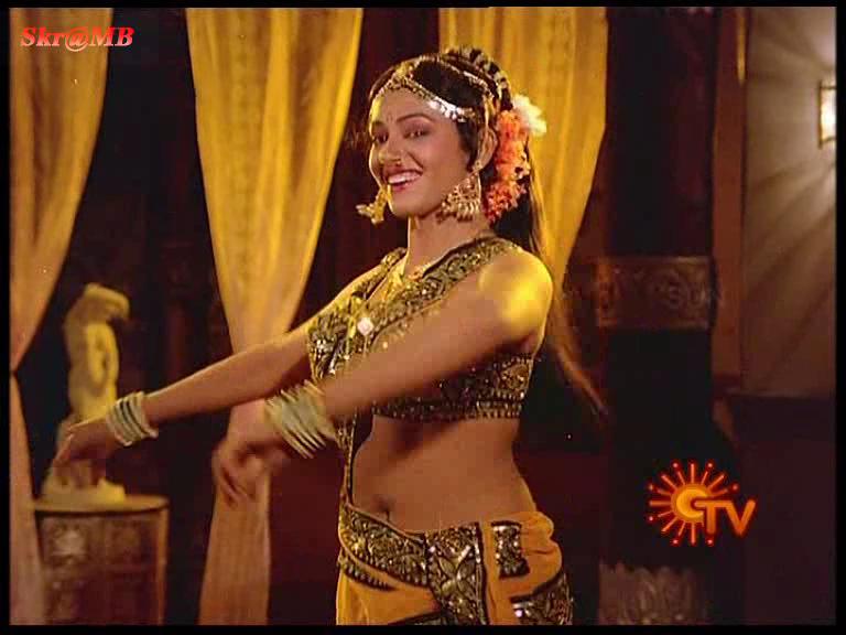 Malayalam Actress Shobana Unseen Cute Hot Navel Show Spicy Photos Gallery