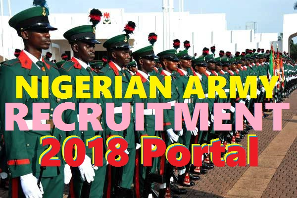 Nigerian Army 2018 Recruitment Guide