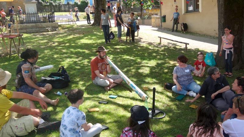 Didgeridoo Fran6co