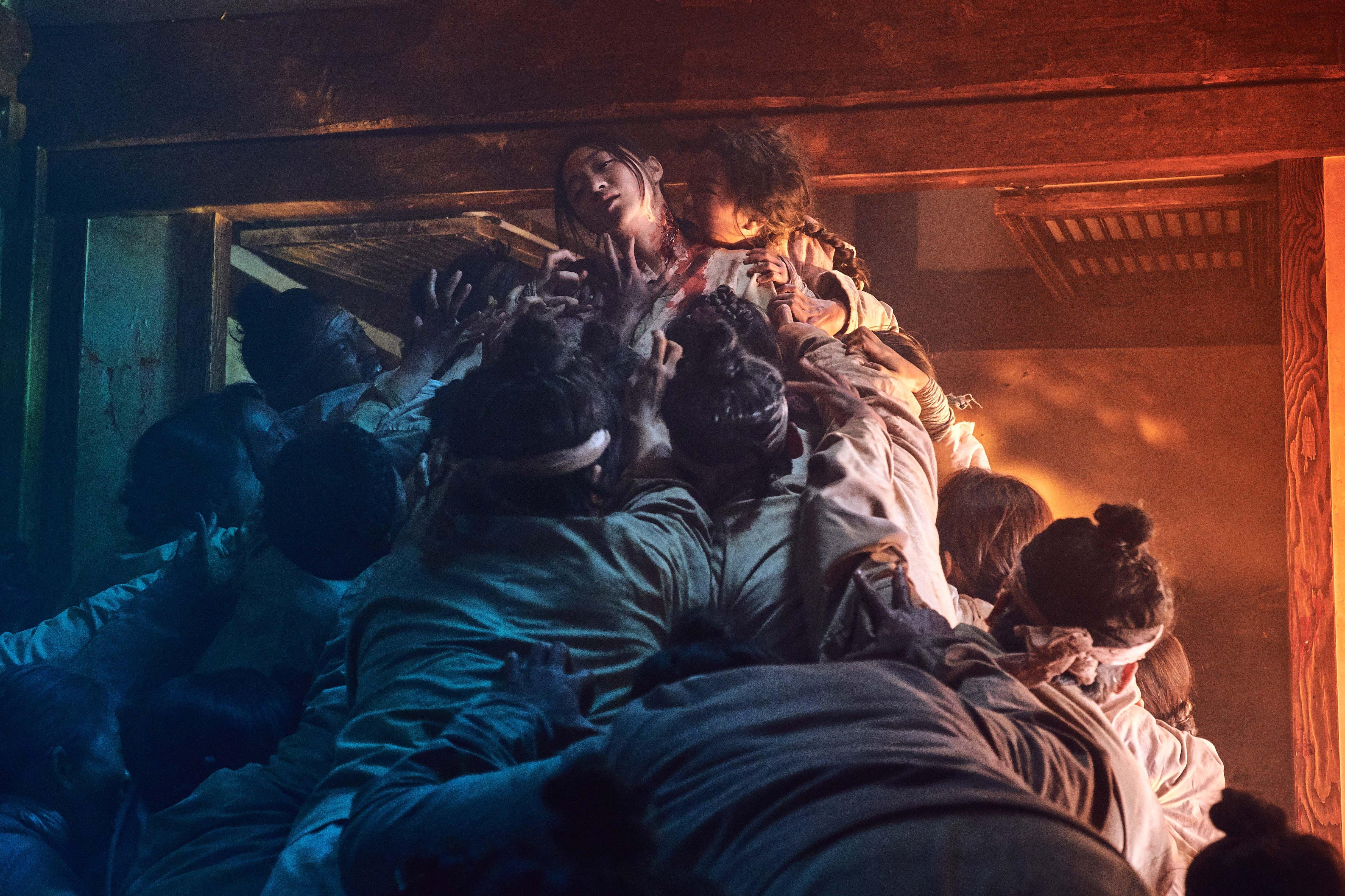 Kingdom : 韓国発のゾンビ・ホラー大作の異色の歴史ドラマ・シリーズ「キングダム」の予告編を、Netflix が初公開 ! !