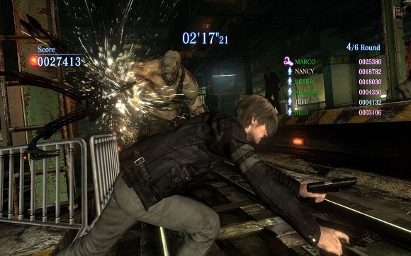 Download Resident Evil 6