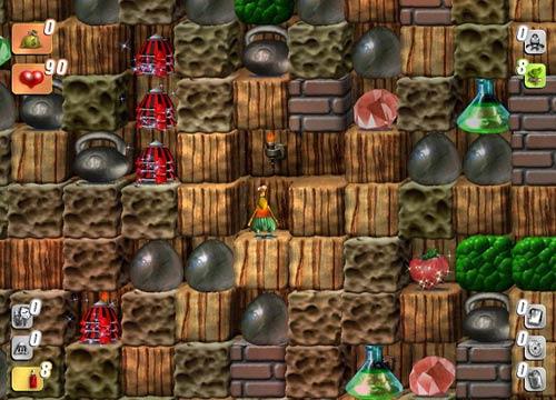 لعبة اطفال خفيفة الخنفساء Beetle Bug للكمبيوتر والاب توب كاملة
