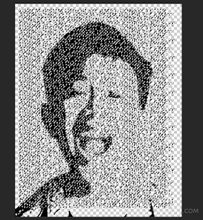 Cara Membuat Efek Typography Wajah dengan Photoshop