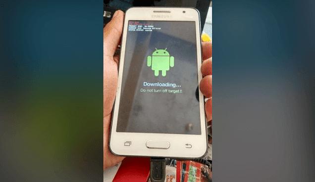 Tutorial Flashing Samsung Galaxy Core 2