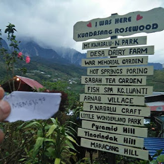 Stop For A While At Kundasang Rosewood