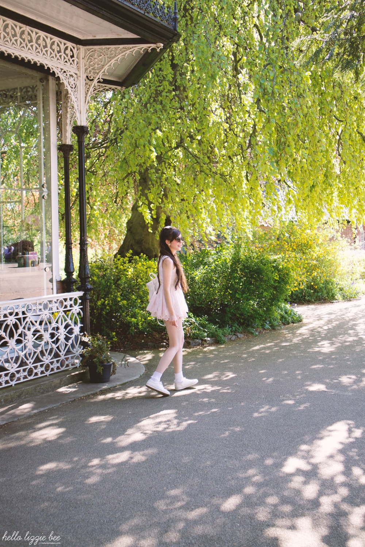 whimsical wandering