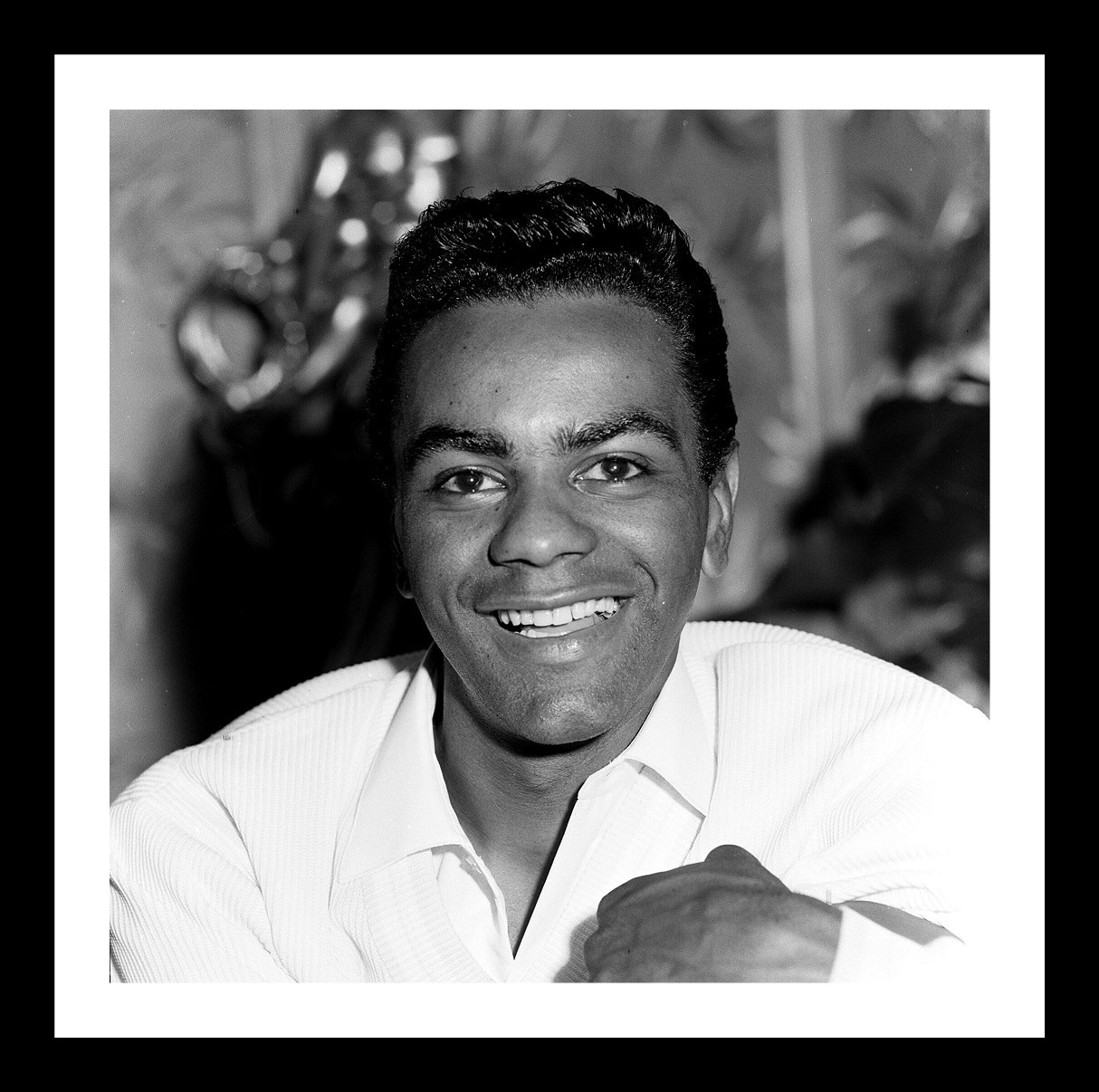 Johnny Mathis Appreciation Society: Johnny Mathis and the Elusive Grammy