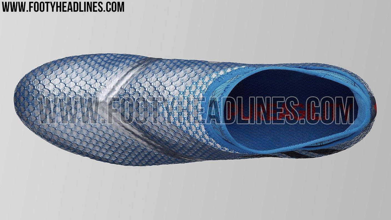 c030716aeeb Sale Next-Gen Adidas Messi 16+ PureAgility Boots Released