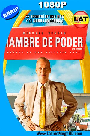 Hambre de Poder (2016) Latino HD 1080p ()