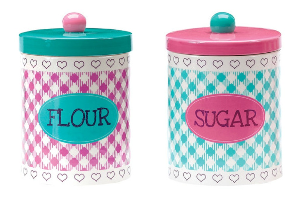 Simply Creative Insanity: Baking Themed Party Accessories - Kitchen Themed Accessories