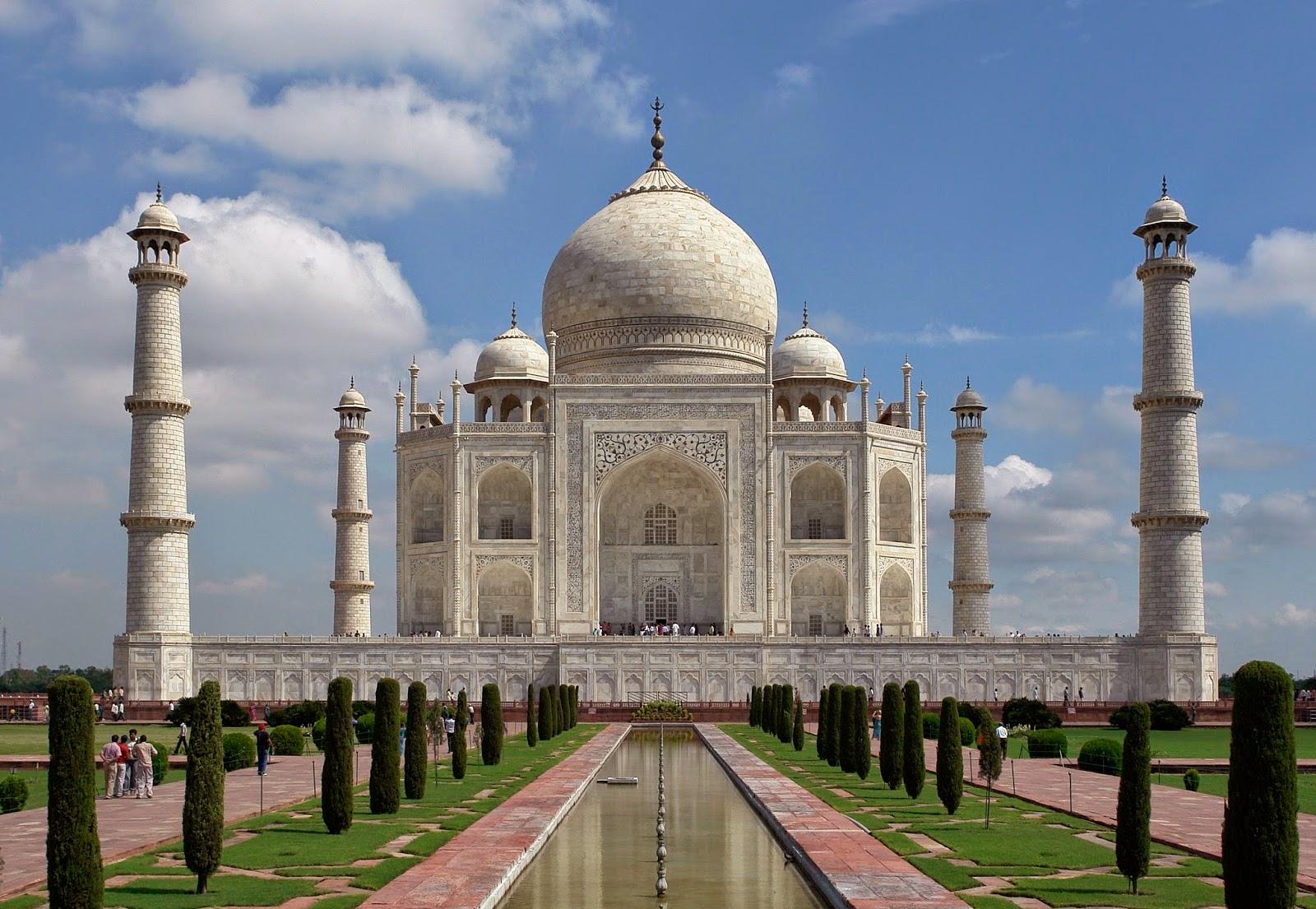 Tempat Wisata Dunia Taj Mahal India