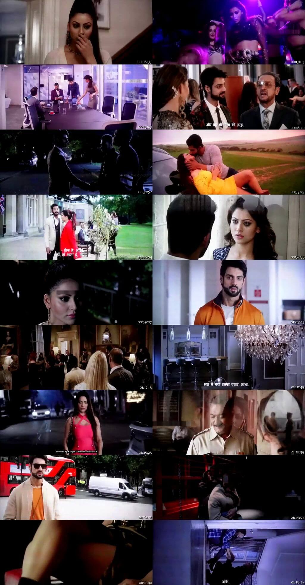 Screenshot Of Watch Online Hate Story 4 (2018) Full Movie Download Free Pdvdrip HQ