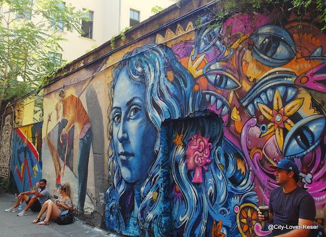 Berlin - murals