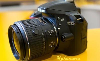 Harga Kamera Nikon D3300