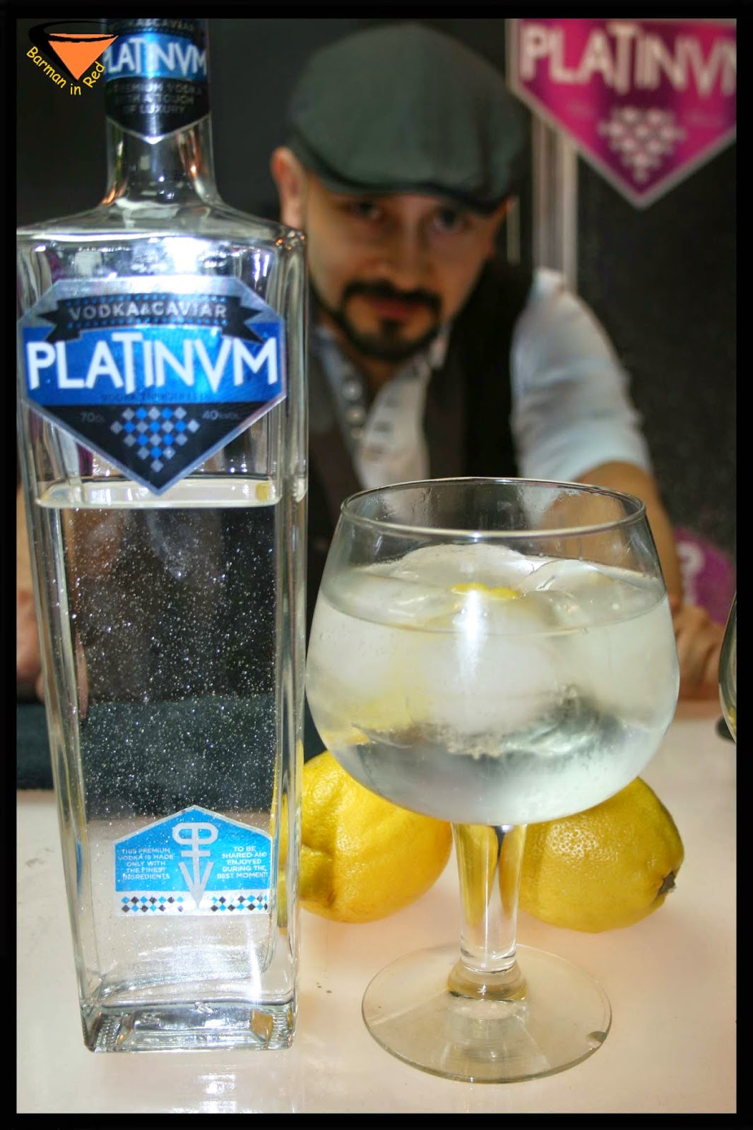 Vodka Platinum