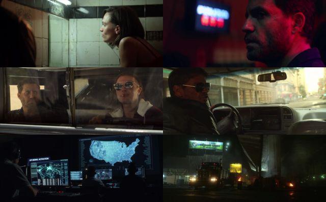 Los últimos días del crimen (2020) HD 1080p y 720p Latino Dual