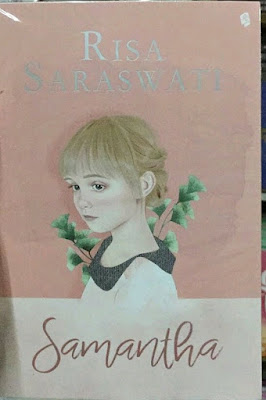 Samantha - Risa Saraswati #PAPABUKABUKU
